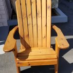 Western Red Cedar standard chair