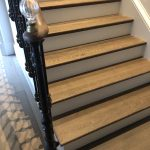 French Oak Treads