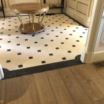 French Oak, Dalle de France, Bluestone