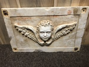 Italian marble Angel Relief