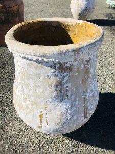 Antique Portuguese orchard pot