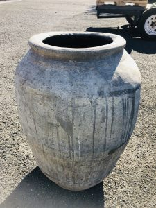 Antique Spanish orchard pot