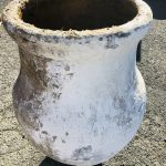 Antique Portuguese orchard pot