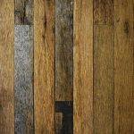 Equestrian Fence Oak dark mix
