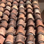 Reclaimed Italian rooftile