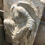 """Nike Vittorio"" Hand sculpted Italian Statue"