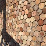 Reclaimed French Terracotta Hexagons