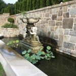 Fountain feature element