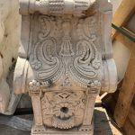 Italian stone Keyway