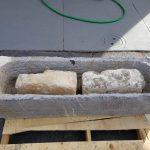 French Bluestone trough