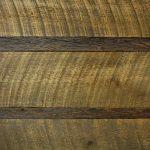 Circle sawn pine