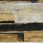 Equestrian Fence Oak Skip Milled