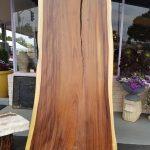 Parota wood slab